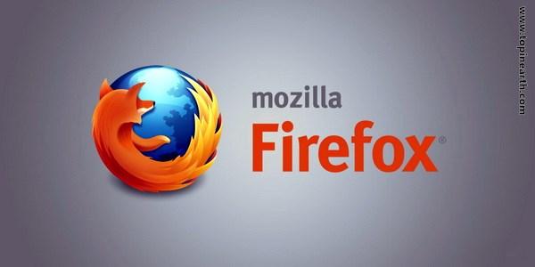 آموزش مرورگر محبوب موزیلا فایرفاکس + افزونه های مفید