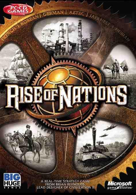 دانلود بازی Rise of Nations برای کامپیوتر