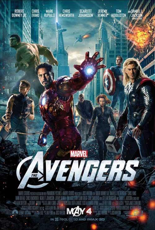 دانلود فیلم The Avengers 2012 دوبله فارسی با لینک مستقیم
