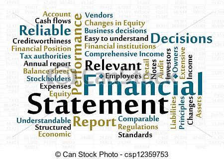 چند نمونه از گزارش صورتهای مالی
