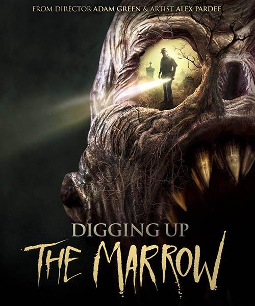 دانلود فیلم Digging Up the Marrow 2014 با لینک مستقیم