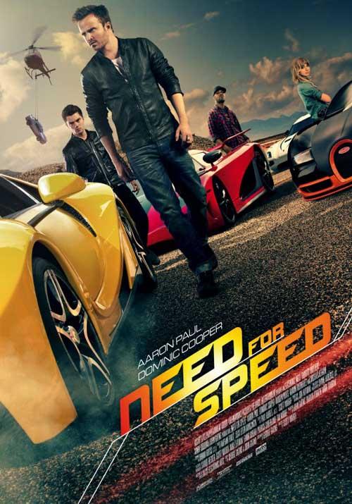 دانلود فیلم Need for Speed 2014 با لینک مستقیم