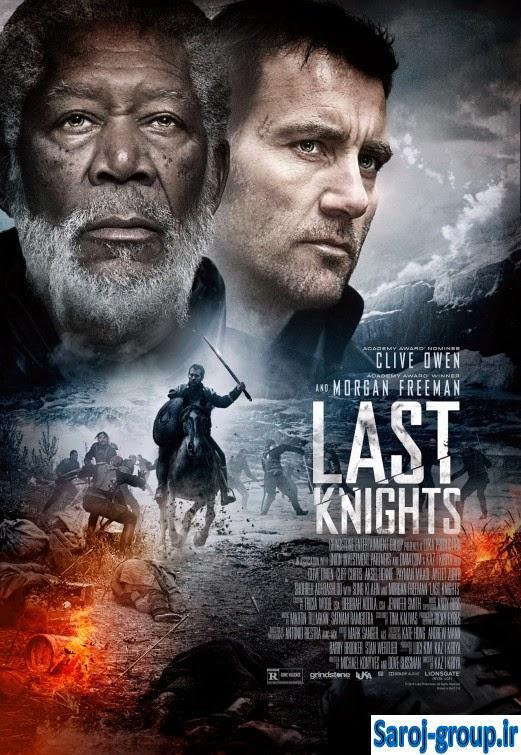 دانلود فیلم Last Knights 2015 با کیفیت  720p
