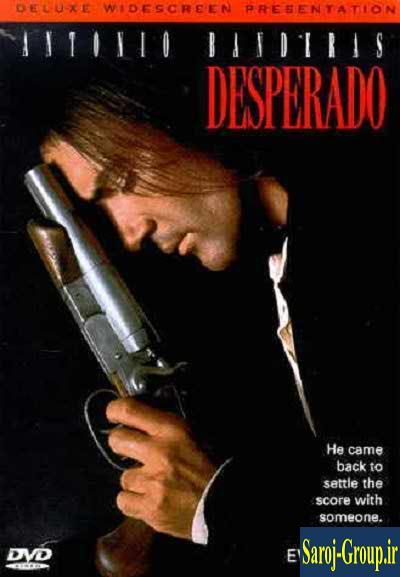 دانلود فیلم Desperado 1995 با لینک مستقیم