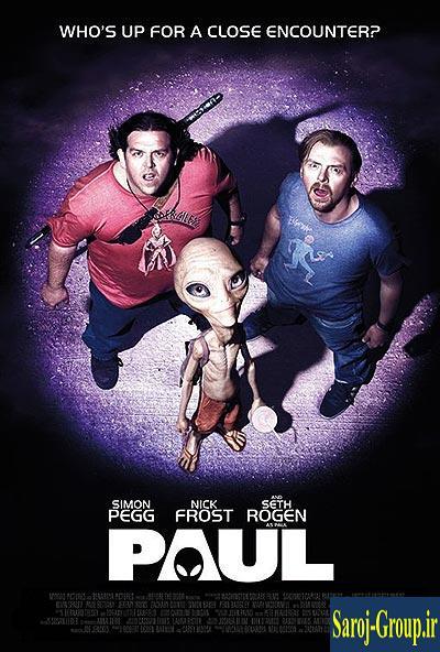 دانلود فیلم Paul 2011 با لینک مستقیم