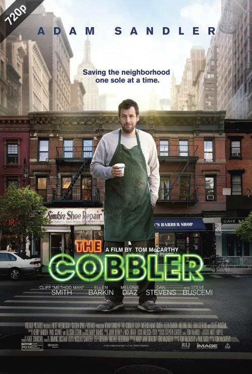 دانلود فیلم The Cobbler 2014 با لینک مستقیم